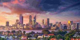 Västra Australien – vinodling, fantastiska miljöer, paradiset på jorden!