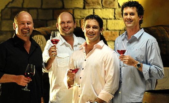 Four Cousins Crisp White - 4 kusiner dricker vin med mindre alkohol