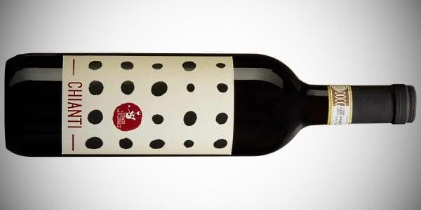 Il-Drage-e-la-Fornace-Chianti - flaskan vin