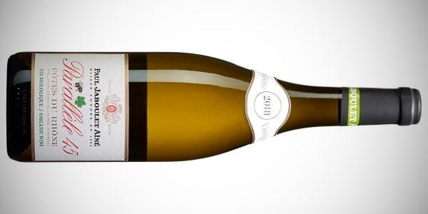 Rhône Vinet Parallele 45 vitt