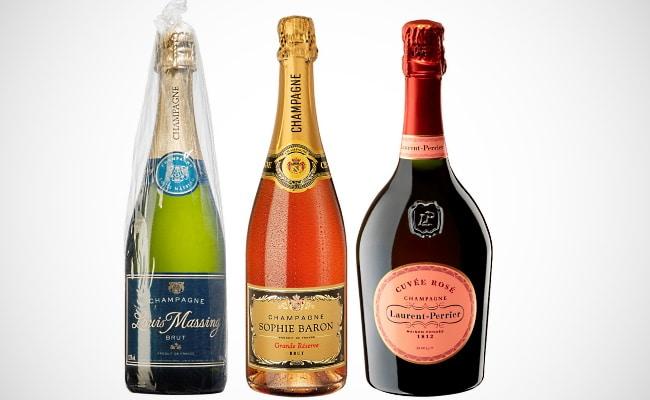 mousserande - champagne