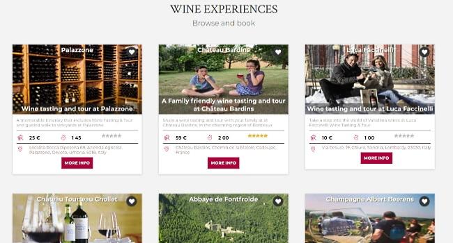 Mosel - sajten winetourism