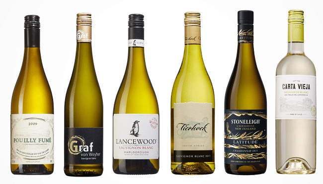 sommarviner-ytterligare-sex-vita-viner-flaska-druvor