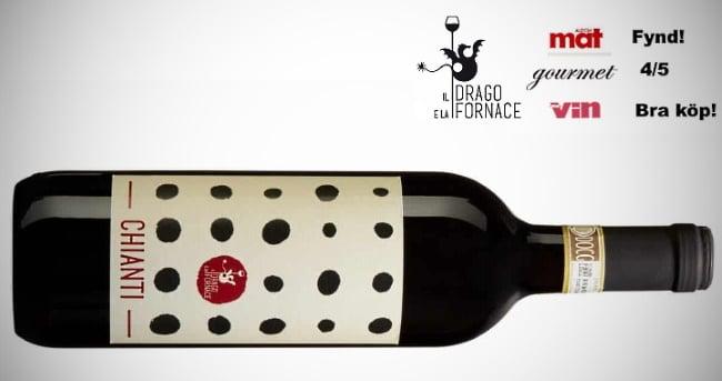 vildsvinsragu - flaska vin