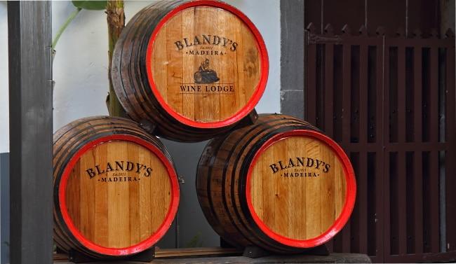 Madeira - vin i fat