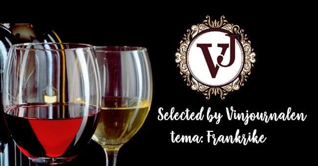 Tema Franska viner : omslagsbild