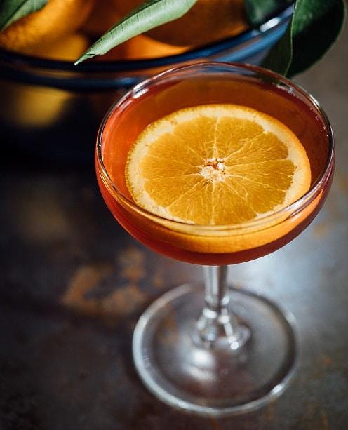 Aperitivo - en vacker drink