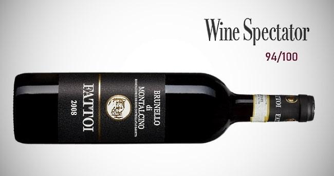 Mat-och-vin-från-Toscana - vinflaska fattoi
