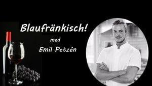 Emil Petzén - omslagbild och porträtt