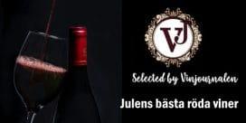 Julens bästa röda viner enligt experterna!