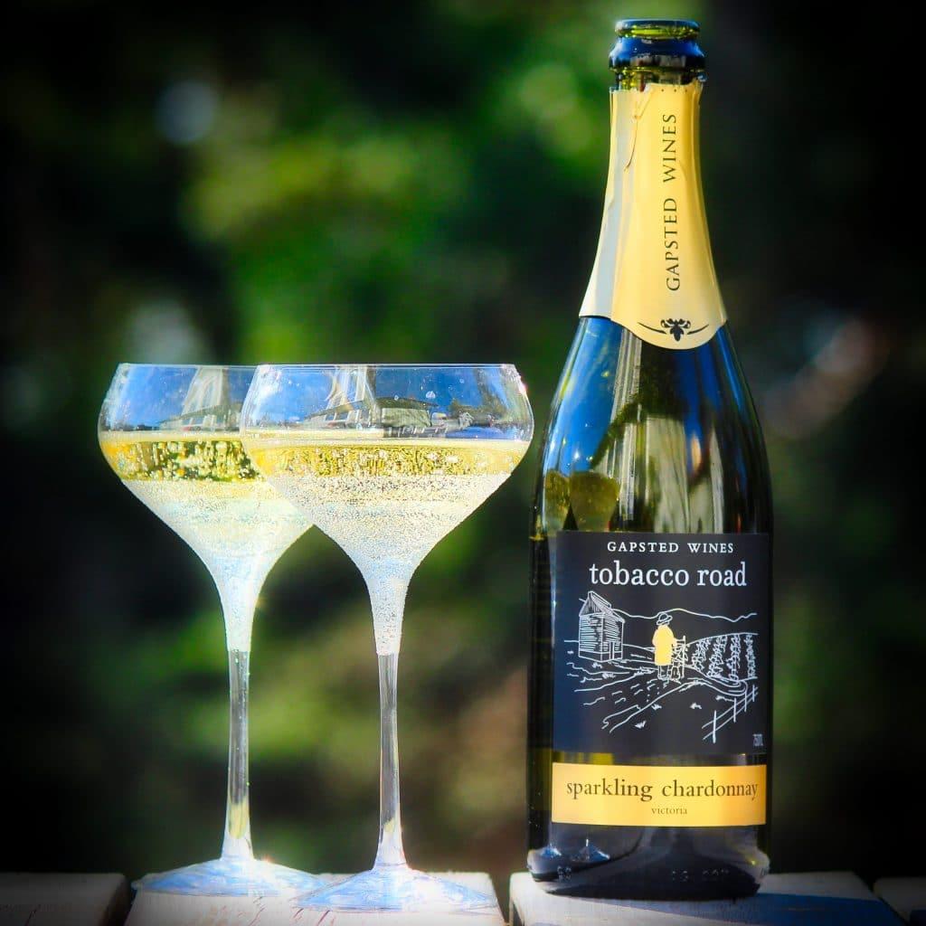 mousserande Chardonnay