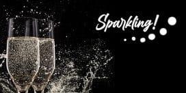 Mousserande Chardonnay & heta chiliräkor!