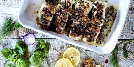 Ny Sauvignon Blanc & spröd torsk med sumac