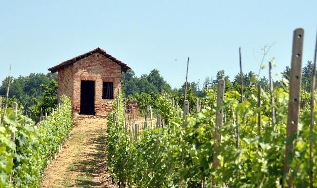 regionen Piemonte - gamla Ciabò