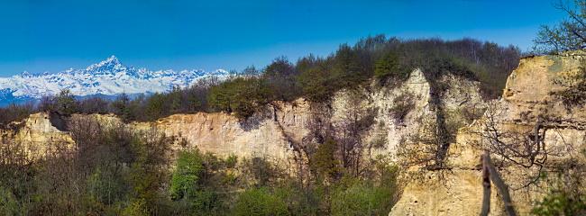 regionen Piemonte - Rocche