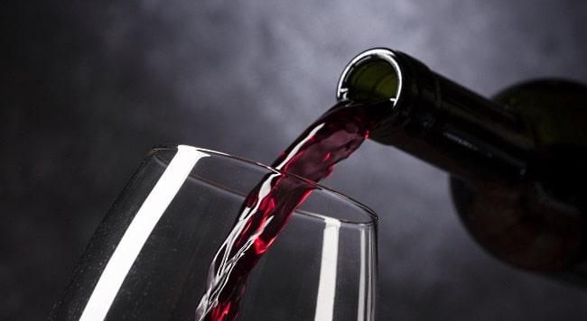 2020 en tillbakablick rött vin
