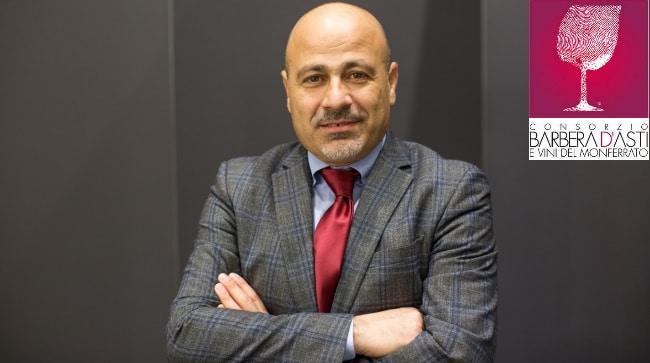 Barbera d'Asti - president of concortio