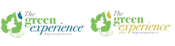 The Green Experience logotyper