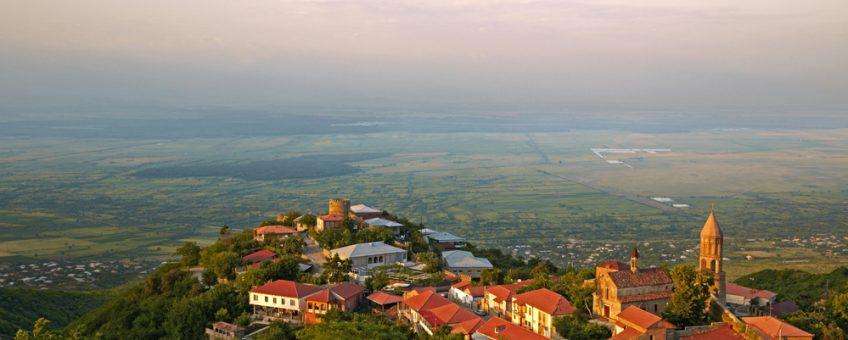 Kakheti regionen
