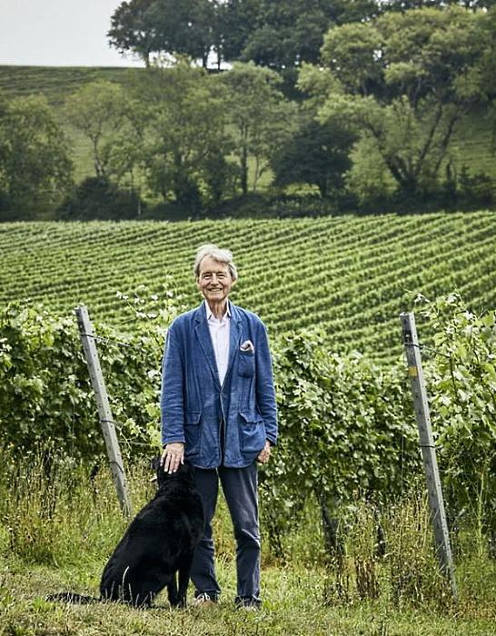 Steven Spurriers sin vingård