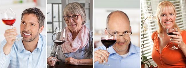 vin från Nya Världen - jury