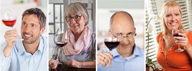 viner till påsk - vår jury