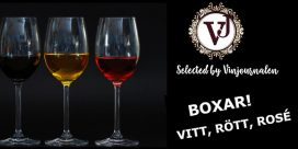 Selected by Vinjournalen: 9 vinboxar under 200-lappen!