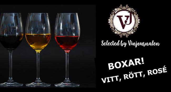 test av vinboxar
