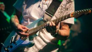 superstars i vinvärlden - rockgitarrist