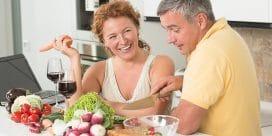 Dricka vin om man äter växtbaserat?