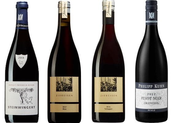 4 viner eleganta viner