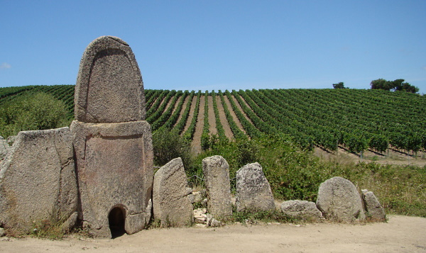 Sardinien - fornhistoriskt