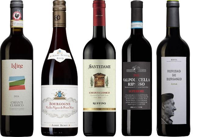 vintips till midsommar röda viner