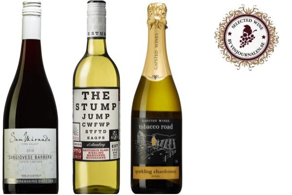 Australiens viner - 3 viner