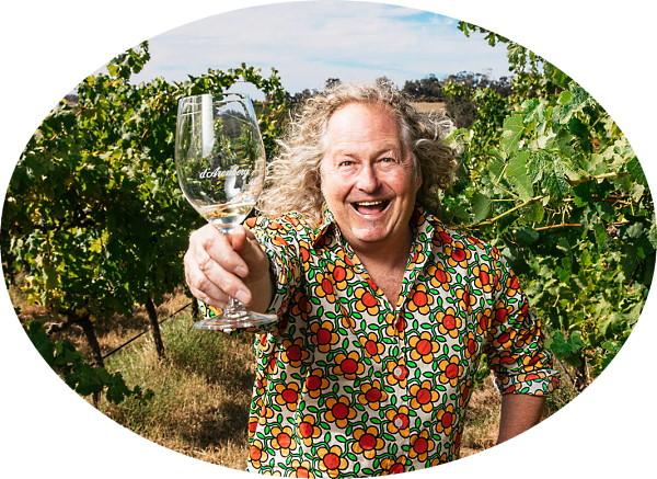 Australiens viner  Chester Osborn på d'Arenberg