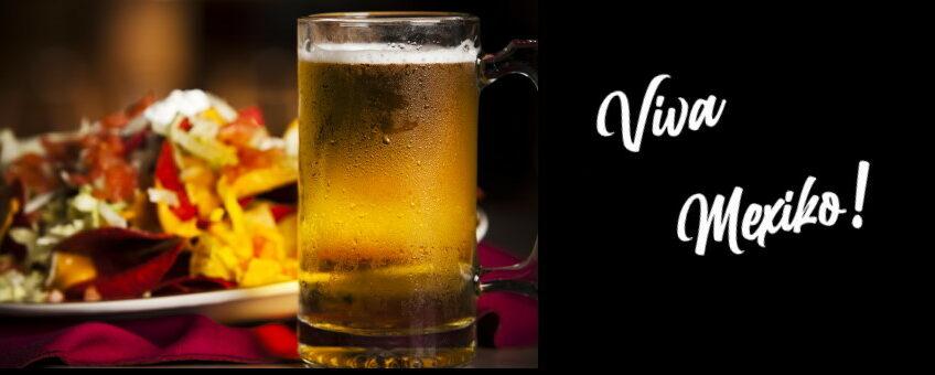 Viva Mexico & 5 goda öl till!