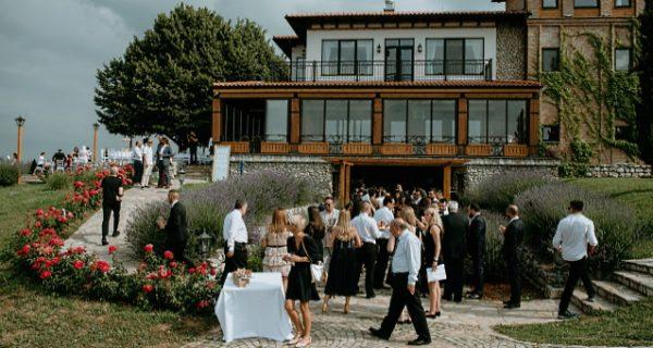 Vinregionen Belgrad - restaurang Vinorgadi - Grocka